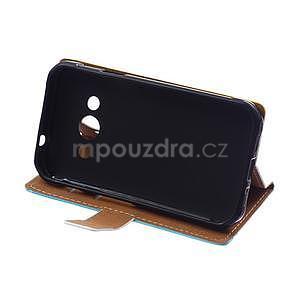 Peňaženkové púzdro na Samsung Galaxy Xcover 3 - mačička - 5