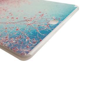 Ultrantenký obal na tablet Samsung Galaxy Tab A 9.7 - květoucí švestka - 5