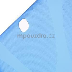 X-line gélový obal pre tablet Samsung Galaxy Tab A 9.7 - modrý - 5