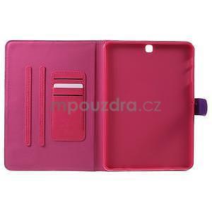 Flatense štýlové puzdro pre Samsung Galaxy Tab S2 9.7 - rose - 5