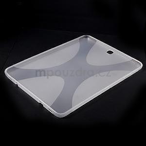 X-line gélový kryt pre Samsung Galaxy Tab S2 9.7 - transparentný - 5