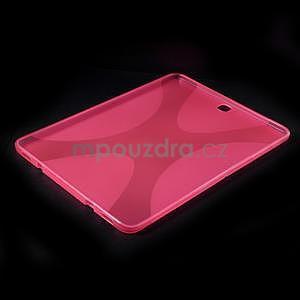 X-line gélový kryt pre Samsung Galaxy Tab S2 9.7 -  rose - 5