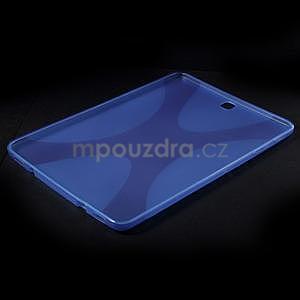 X-line gélový kryt pre Samsung Galaxy Tab S2 9.7 - modrý - 5