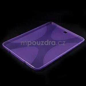 X-line gélový kryt na Samsung Galaxy Tab S2 9.7 - fialový - 5