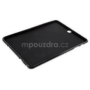 Glossy gélový obal na Samsung Galaxy Tab S2 9.7 - čierny - 5