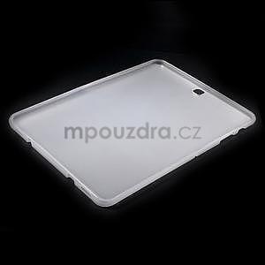 Glossy gélový obal pre Samsung Galaxy Tab S2 9.7 - transparentný - 5