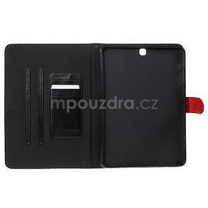 Flatense štýlové puzdro pre Samsung Galaxy Tab S2 9.7 - čierne - 5