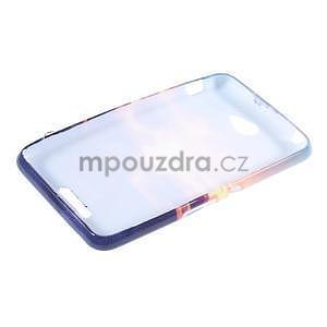 Gélový obal pre Sony Xperia E4 - vycházející slnko - 5