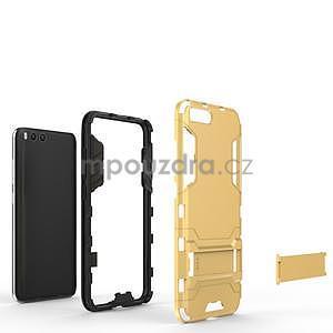 Defender odolný obal pre mobil Xiaomi Mi 6 - svetlomodrý - 5