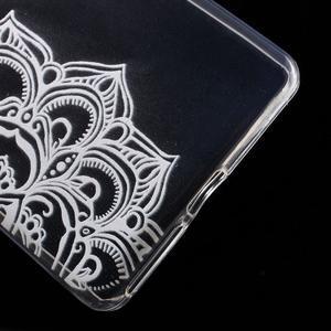 Ultratenký gélový obal pre Sony Xperia E5 - mandala - 5