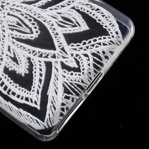 Ultratenký gélový obal pre Sony Xperia E5 - henna - 5