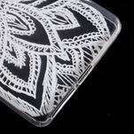 Ultratenký gélový obal pre Sony Xperia E5 - henna - 5/5