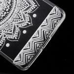Ultratenký gélový obal na Sony Xperia E5 - mandala III - 5/5