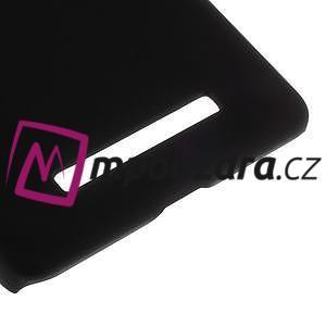 Pogumovaný plastový obal na Xiaomi Mi4c/Mi4i - černý - 5