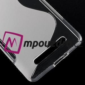 S-line gelový obal na mobil Xiaomi Mi4c/Mi4i - transparentní - 5