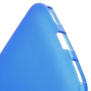 Matný gélový obal pre BlackBerry Classic - modrý - 5
