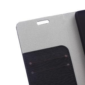 Peněženkové pouzdro na mobil Honor 4C - černé - 5