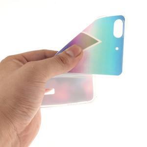 Gélový obal pre mobil Honor 4C - triangl - 5
