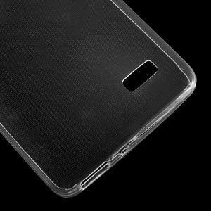 Ultratenký slimový obal pre Honor 4C - transparentný - 5