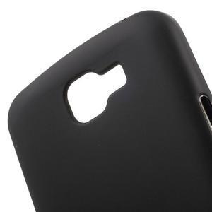 Antfing matný gélový kryt pre LG K4 - čierny - 5
