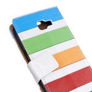Style peněženkové pouzdro na LG K4 - barvy - 5