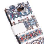 Style peňaženkové puzdro pre LG K4 - pattern - 5/5