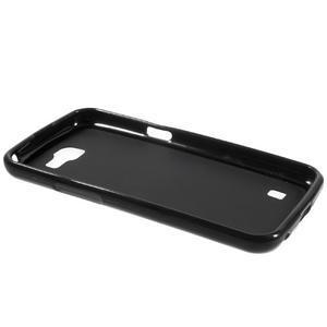Matný gélový obal pre mobil LG K4 - čierne - 5