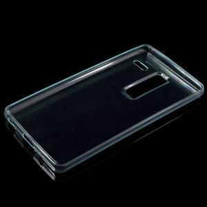 Ultratenký slim gélový obal pre LG Zero - svetlomodrý - 5