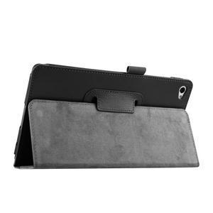 Safe polohovateľné puzdro na tablet Huawei MediaPad M2 8.0 - čierné - 5