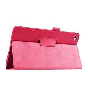 Safe polohovateľné puzdro na tablet Huawei MediaPad M2 8.0 - rosa - 5