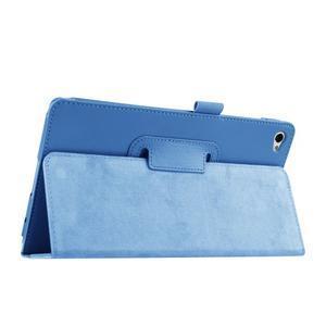Safe polohovatelné puzdro na tablet Huawei MediaPad M2 8.0 - modré - 5