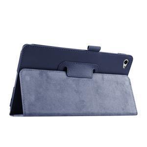 Safe polohovateľné puzdro na tablet Huawei MediaPad M2 8.0 - tmavo modré - 5