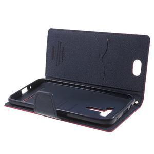 Mr. Goos peňaženkové puzdro pre Asus Zenfone Selfie ZD551KL - rose - 5