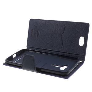 Mr. Goos peňaženkové puzdro na Asus Zenfone Selfie ZD551KL - fialové - 5