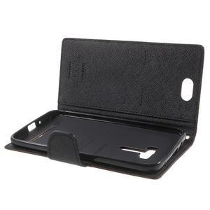 Mr. Goos peňaženkové puzdro na Asus Zenfone Selfie ZD551KL - hnedé - 5