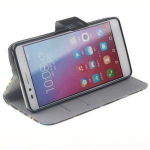 Peňaženkové puzdro pro mobil Honor 5X - quote - 5