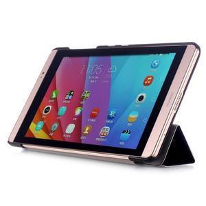 Třípolohové pouzdro na tablet Huawei MediaPad M2 8.0 - vintage - 5