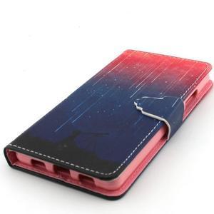 Emotive pouzdro na mobil Huawei P8 Lite - meteory - 5
