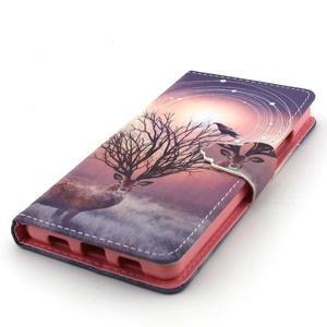Emotive puzdro na mobil Huawei P8 Lite - mytický jeleň - 5