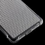 Diamonds gelový obal na Huawei P8 Lite - transparentní - 5/5
