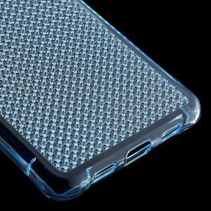 Diamonds gelový obal na Huawei P8 Lite - modrý - 5