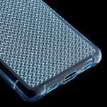 Diamonds gelový obal na Huawei P8 Lite - modrý - 5/5