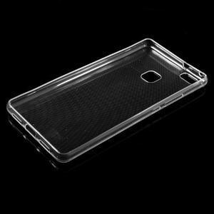 Ultratenký slim obal na Huawei P9 Lite - transparentní - 5