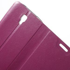 Horse peněženkové pouzdro na mobil Huawei Y5 a Y560 - rose - 5