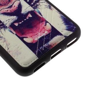 Sally gelový obal na mobil Huawei Y6 - tygr - 5