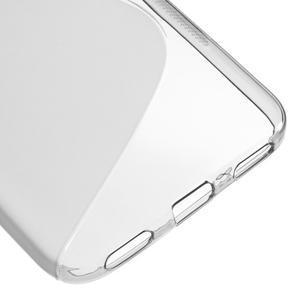 S-line gelový obal na mobil Huawei Y6 - šedý - 5