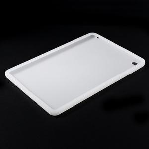 silikónový obal pre tablet iPad mini 4 - biele - 5