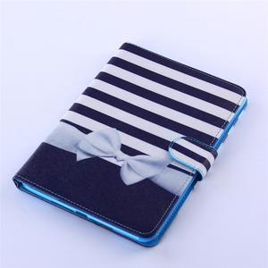 Knížkové puzdro pre tablet iPad mini 4 - mašlička - 5