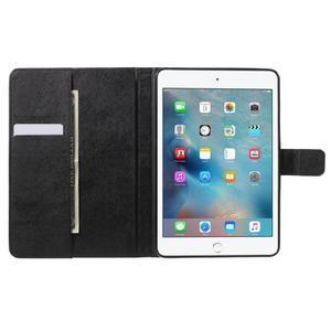 Štýlové puzdro pre iPad mini 4 - US vlajka - 5