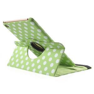Cyrc otočné puzdro pre iPad mini 4 - zelené - 5